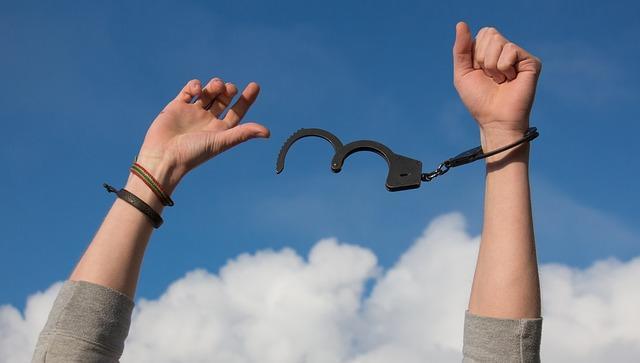 Freiheit durch Gnade Jesus